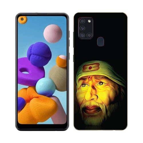Sai Baba Phone Cover for Samsung A21s