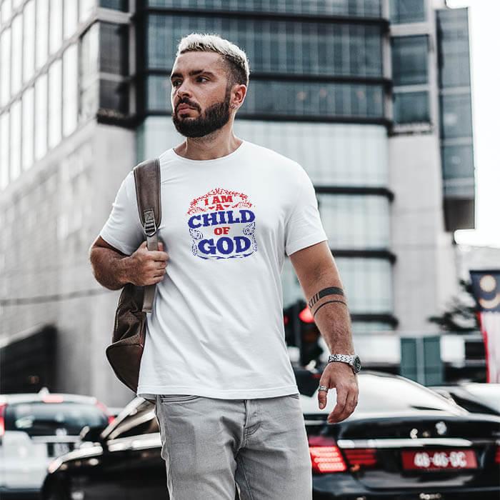 God Quotes men t-shirt