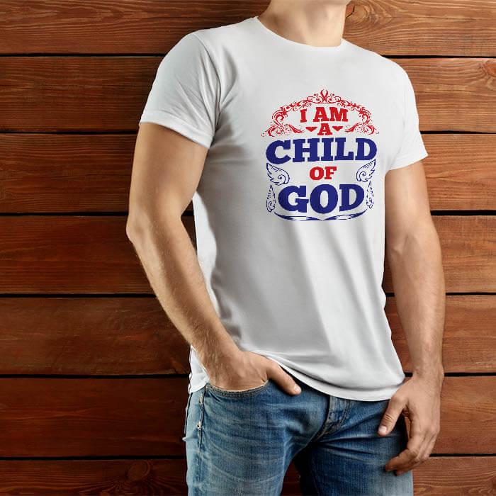 God Quotes men t shirt