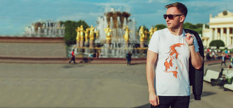 Hanuman Portrait Designed T Shirt