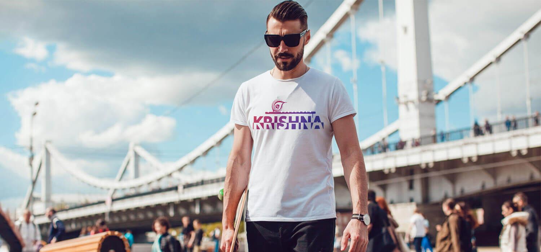 Krishna Murali best t shirt for men
