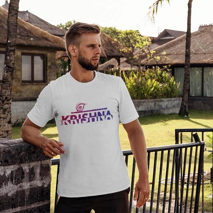 Krishna Murali t shirt for men