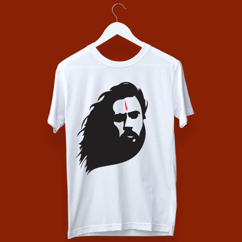 Mahadev Stylish Design Low Price Printed T-Shirt Online | Prabhu Bhakti