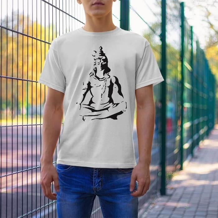 Mahakal Sketch t-shirt for men