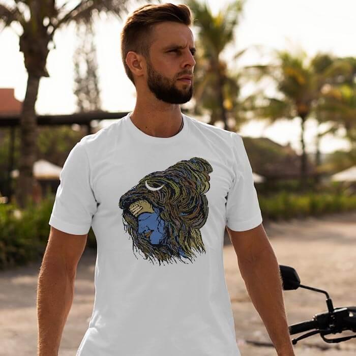 Stylish Mahakaal men t-shirt