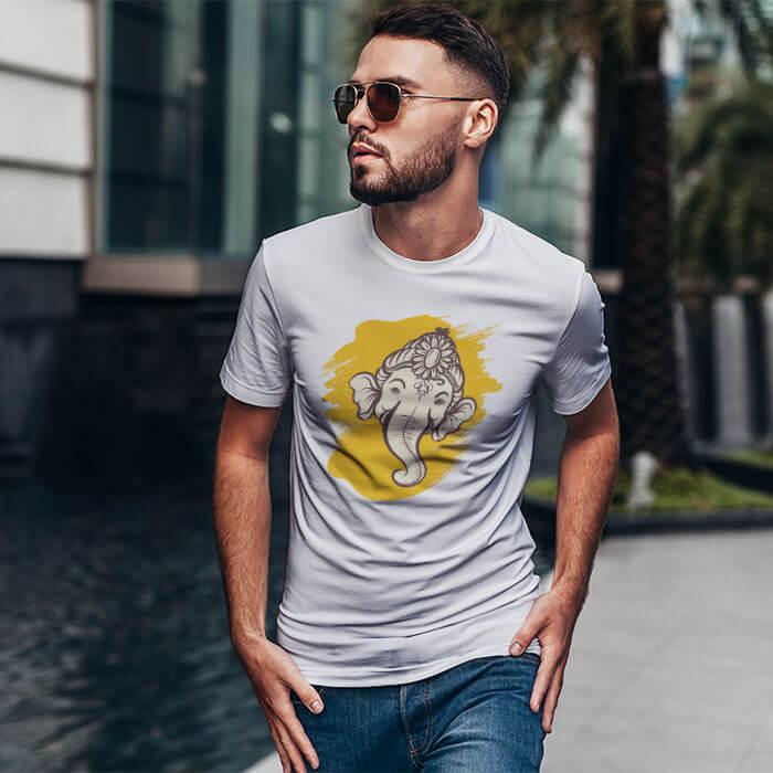 ganesh t shirt online