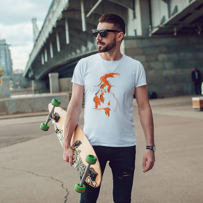 hanuman t-shirt for men