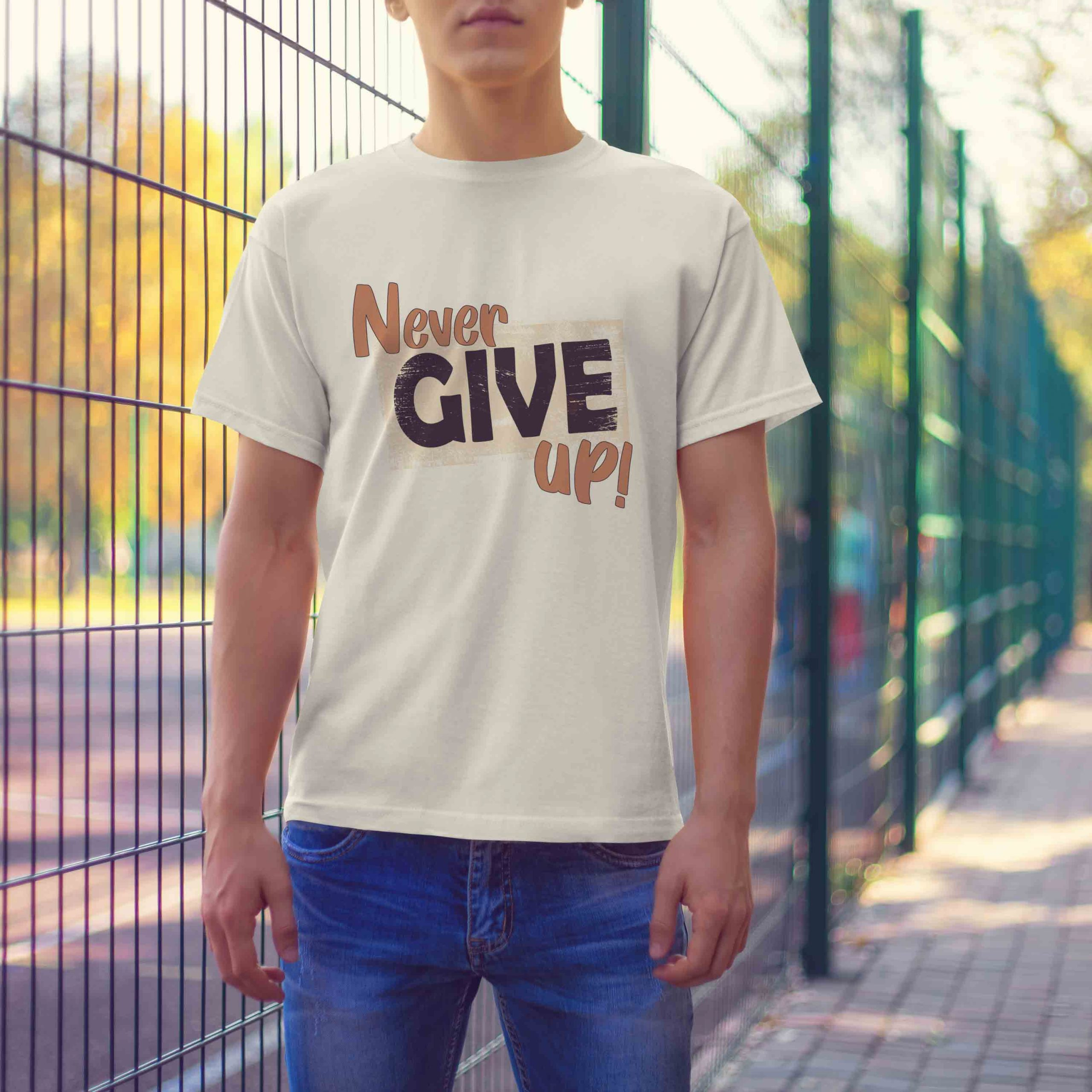 inspirational quotes t shirt online