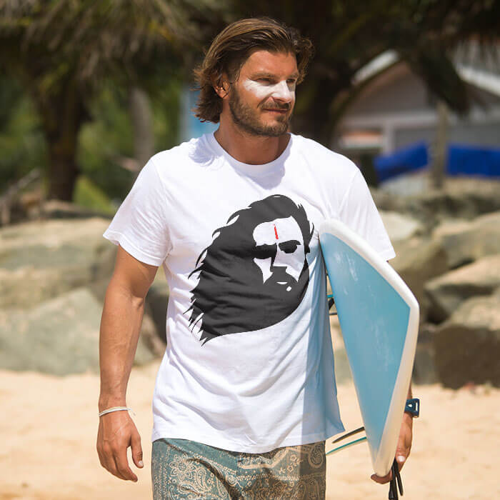 mahadev printed t shirt
