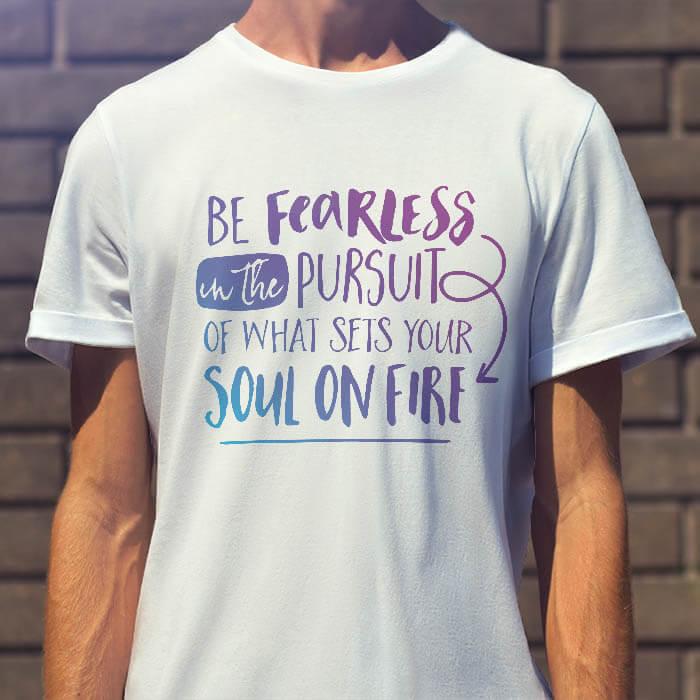 top inspirational quotes t shirt