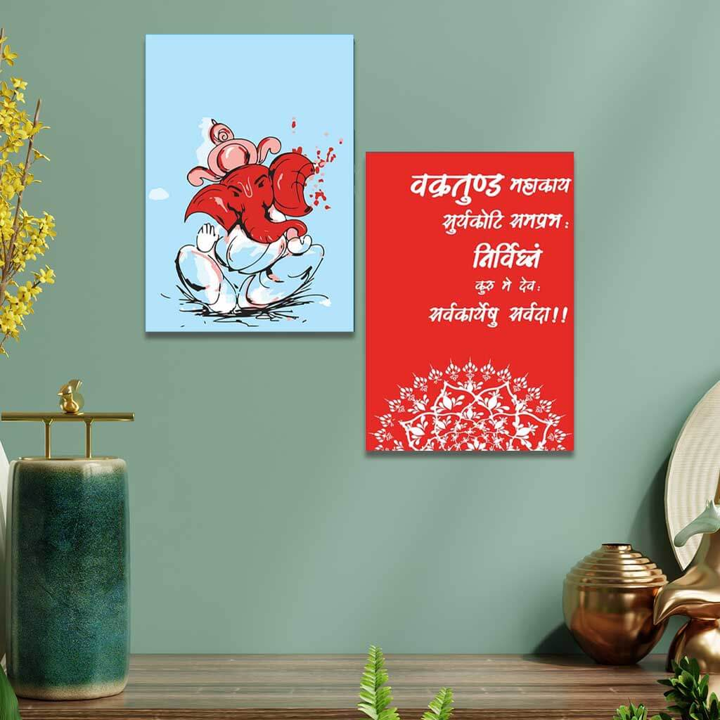 Cute Ganesha Images Home Decor