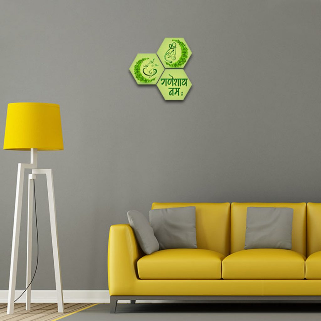 Eco Friendly Ganesha Images Paintings
