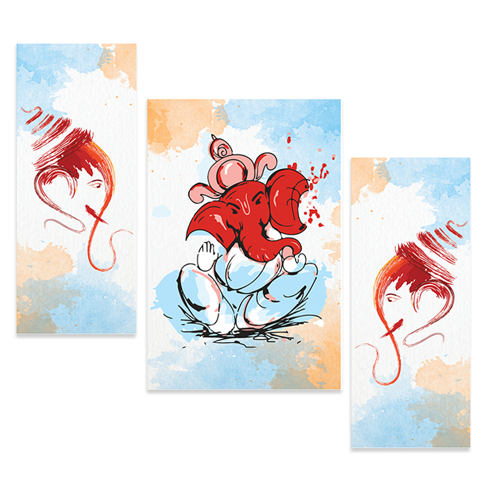 Ganesha Drawing Images Home Decor