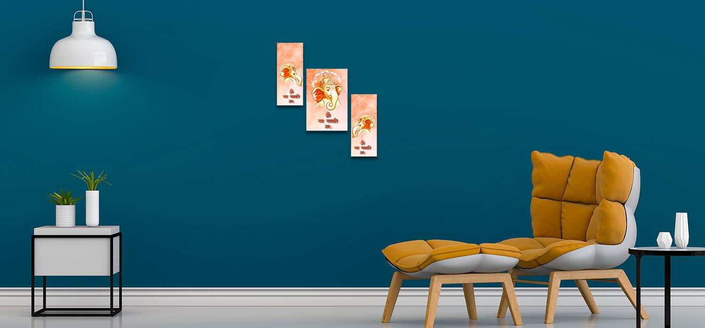 Ganesha Images Bedroom Wall Paintings