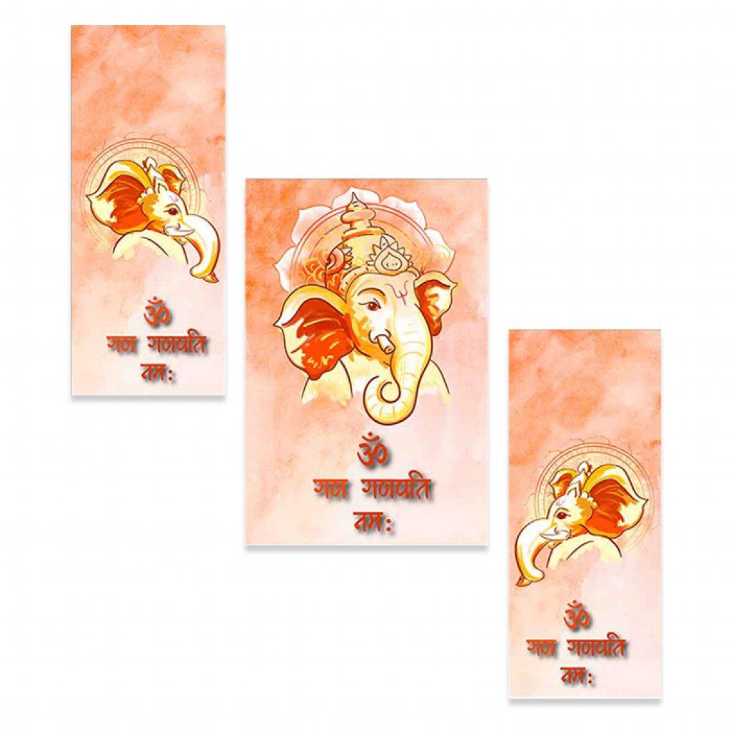 Ganesha Images Home Decor Painting