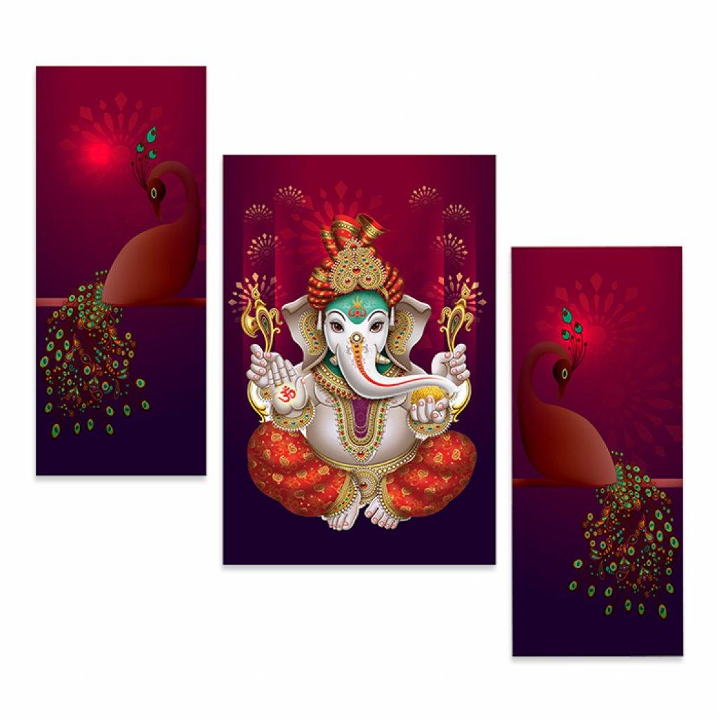 Ganesha Painting Indian Home Decor Ideas
