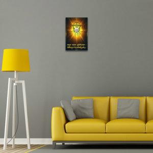 Ganesha Pics Bedroom Wall Paintings