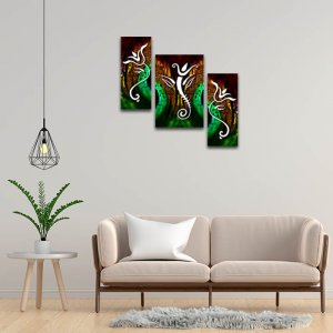 Ganesha Picture Home Decor Painting