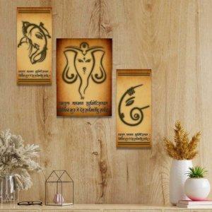 Ganesha Sketch Home Decor Items