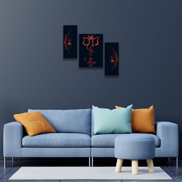 Ganesha Slokas Home Decor Ideas For Living Room