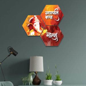 God Ganesha Home Decor