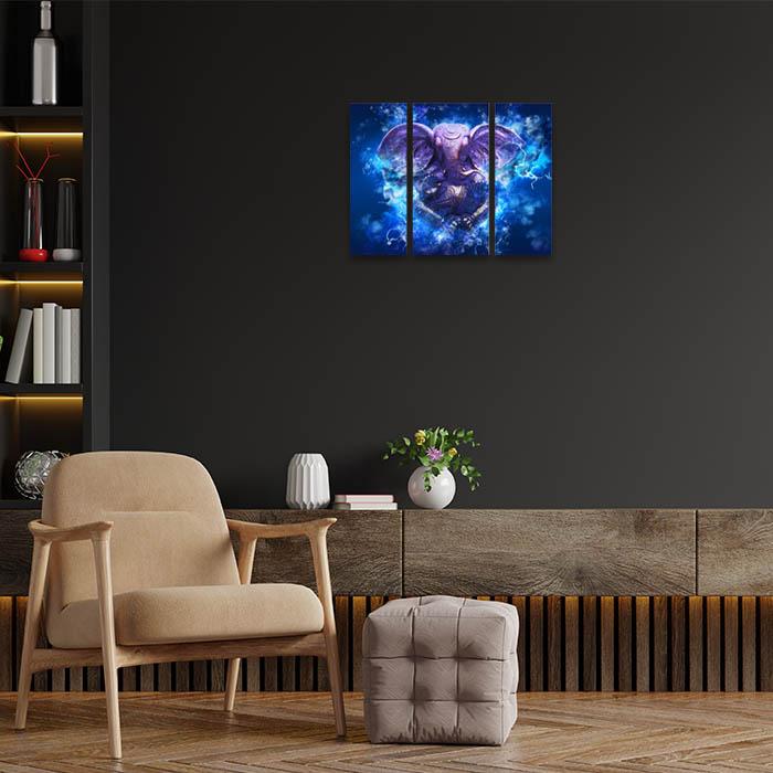 God Ganesha Images Home Decor Painting