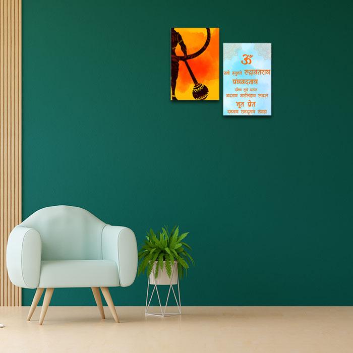 Hanuman Images Home Decor Painting
