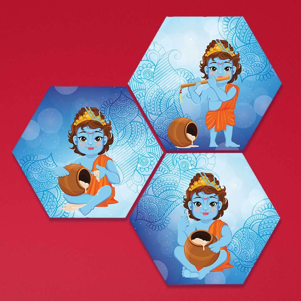 Krishna Painting for wall home decor