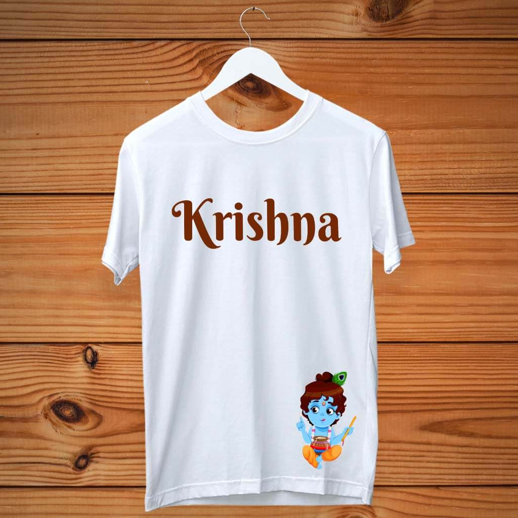 Little Krishna cool t shirt
