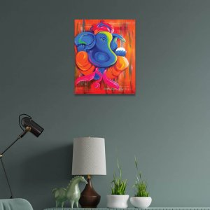 Lord Ganesha Painting Home Decor Gifts