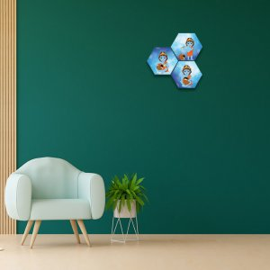 Lord Krishna Home Decor Ideas For Living Room