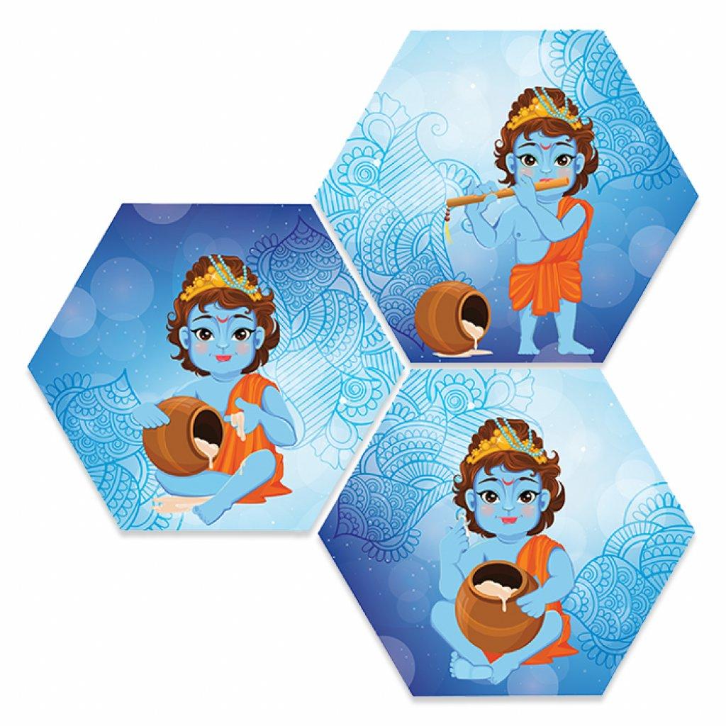 Lord Krishna Home Decor Items