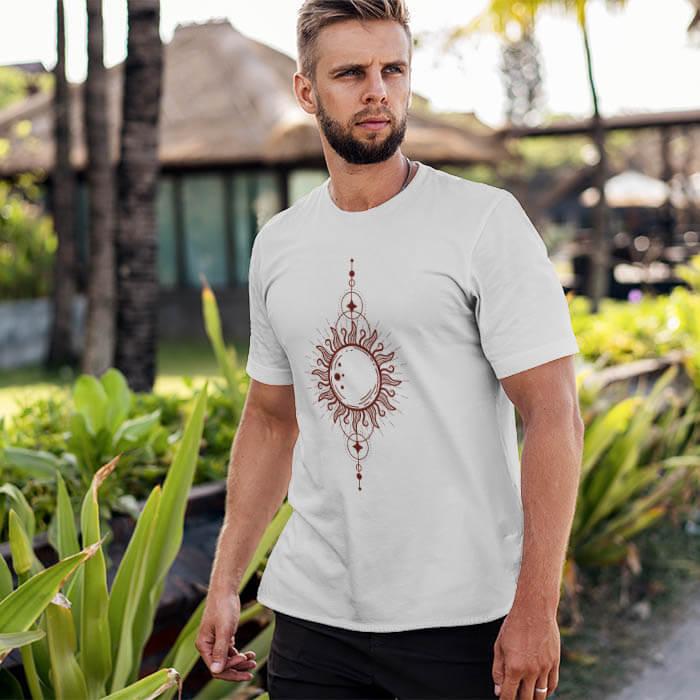 Lord Surya cool printed t shirt