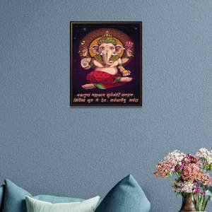 Vighnaharta Shree Ganesha Home Decor Gifts