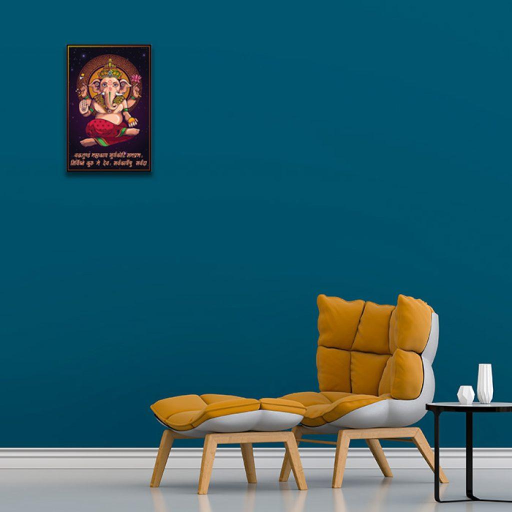Vighnaharta Shree Ganesha Home Decor Ideas For Living Room