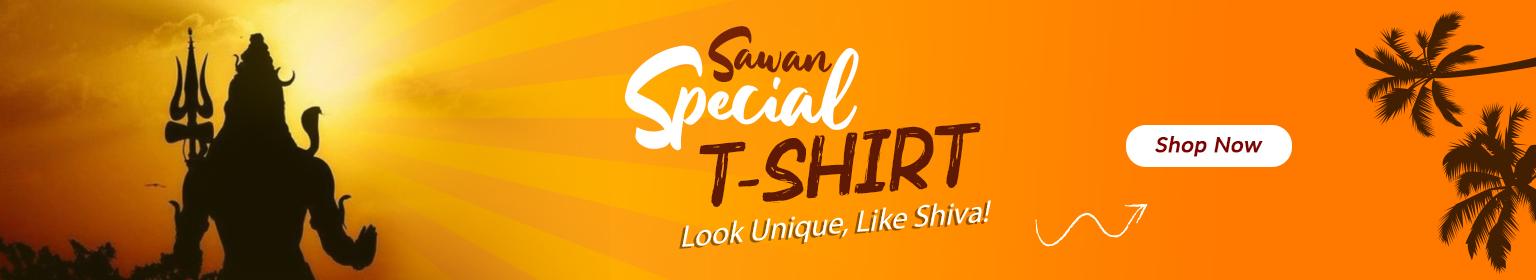saawan printed t shirt