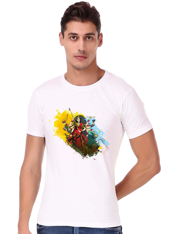 Maa Durga  Printed T-shirt