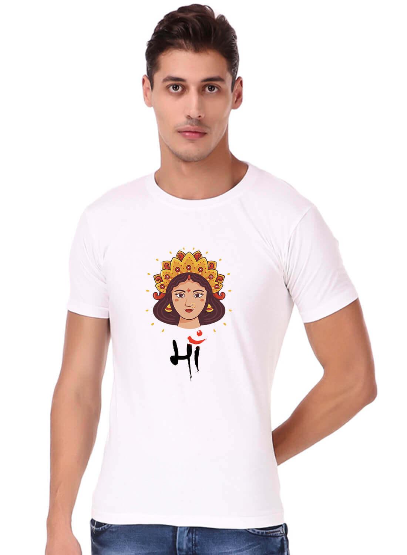 Maa Special Printed T-shirt