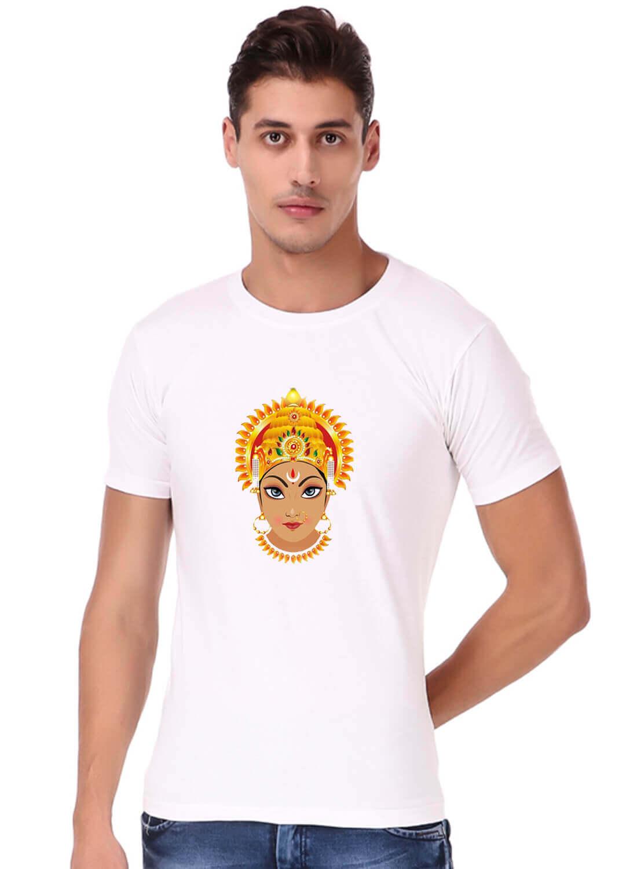Devi Maa Printed T-shirt